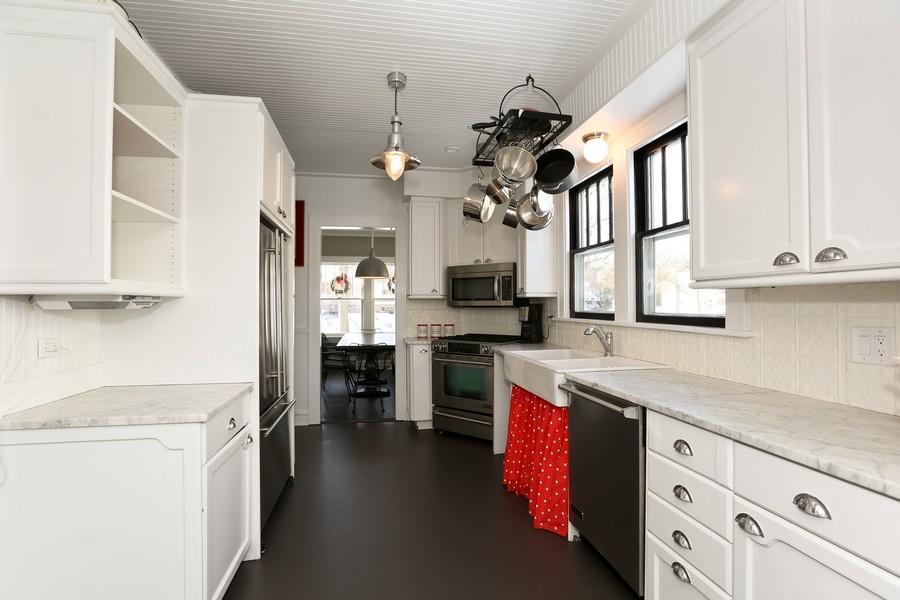 Real Estate Photography - 467 Carleton, Glen Ellyn, IL, 60137 - Kitchen