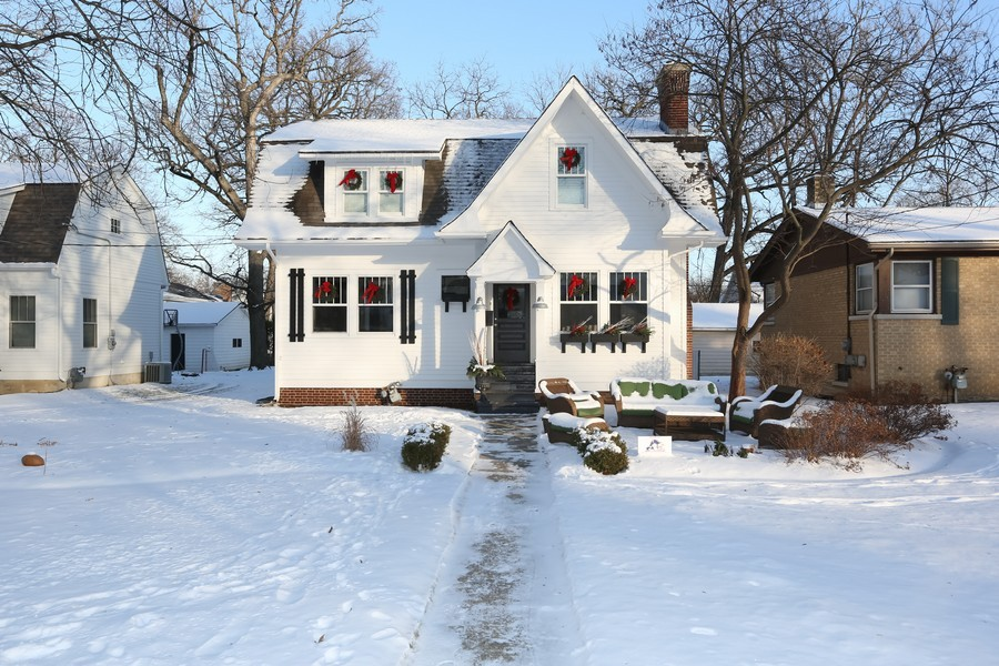 Real Estate Photography - 467 Carleton, Glen Ellyn, IL, 60137 - Front View