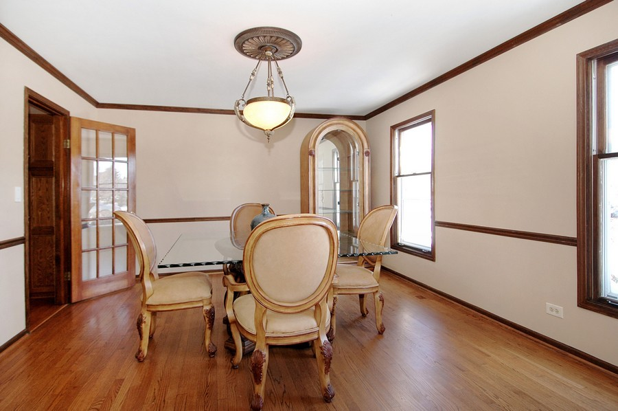 Real Estate Photography - 190 Tall Trees Drive, Barrington, IL, 60010 - Dining Room