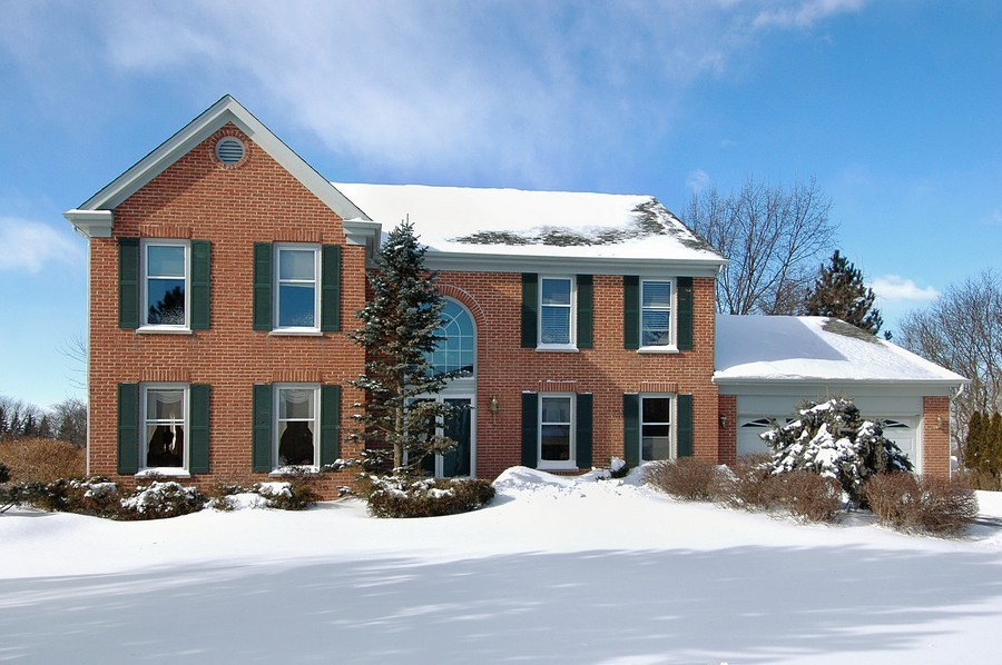 Real Estate Photography - 190 Tall Trees Drive, Barrington, IL, 60010 - Front View