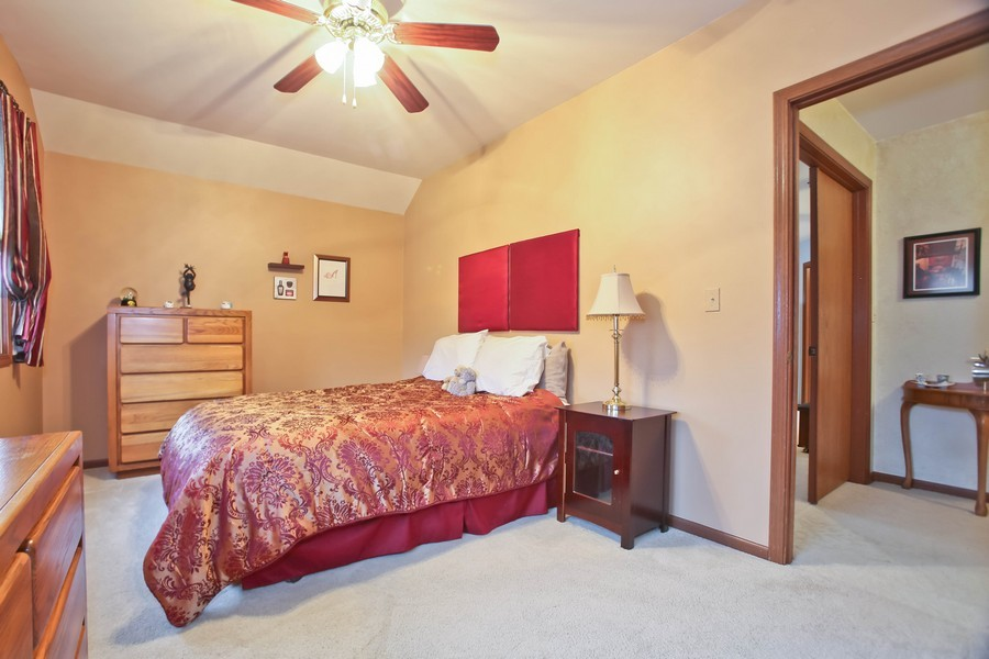Real Estate Photography - 5828 Plymouth St, Downers Grove, IL, 60516 - 2nd Bedroom