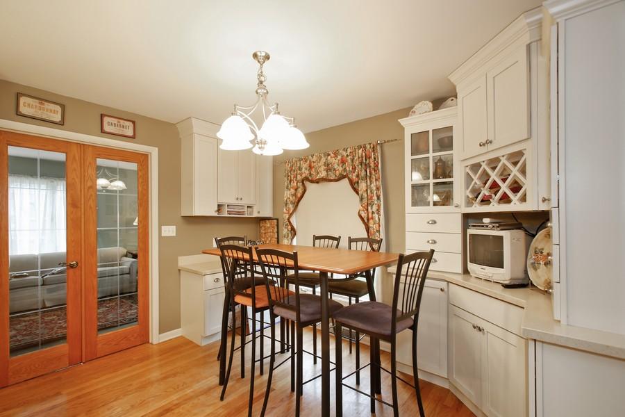 Real Estate Photography - 312 Spring Road, Glen Ellyn, IL, 60137 - Breakfast Area