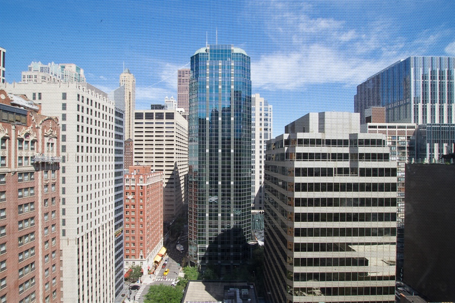 Real Estate Photography - 211 E Ohio, Unit #2308, Chicago, IL, 60654 - View