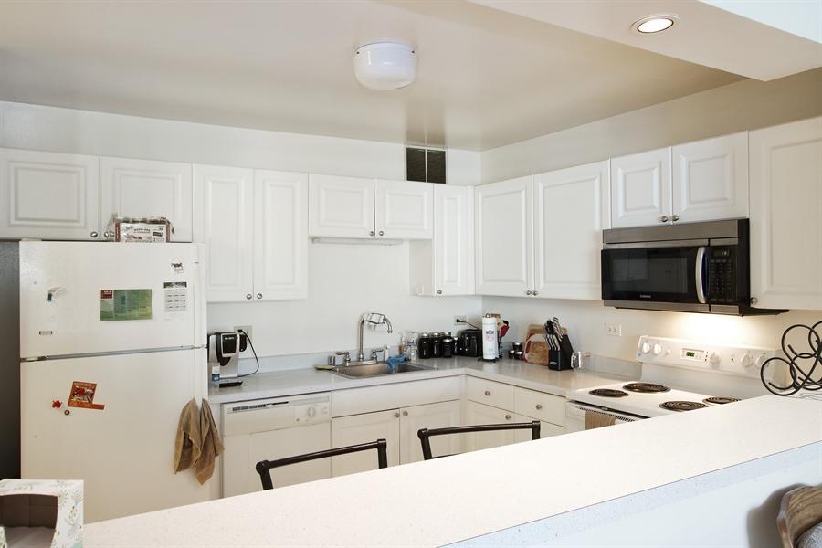 Real Estate Photography - 211 E Ohio, Unit #2308, Chicago, IL, 60654 - Kitchen