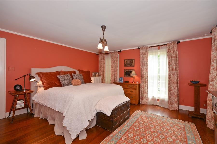Real Estate Photography - 525 Fulton, Geneva, IL, 60134 - Master Bedroom