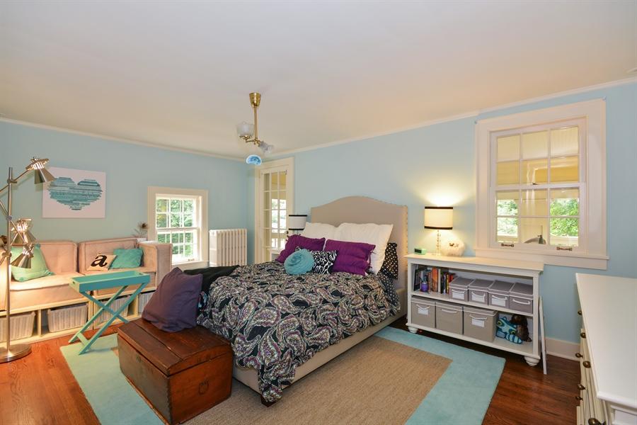 Real Estate Photography - 525 Fulton, Geneva, IL, 60134 - 3rd Bedroom