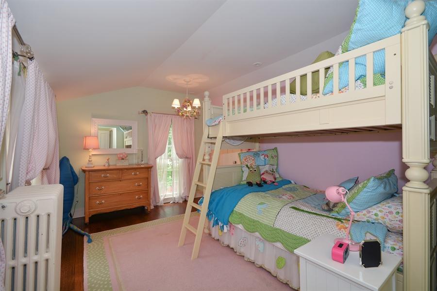 Real Estate Photography - 525 Fulton, Geneva, IL, 60134 - 4th Bedroom