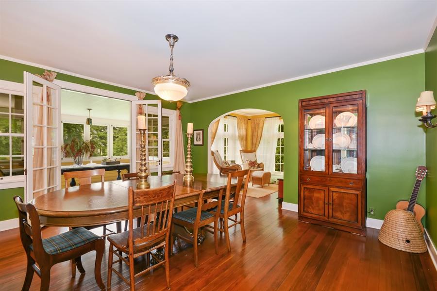 Real Estate Photography - 525 Fulton, Geneva, IL, 60134 - Dining Room