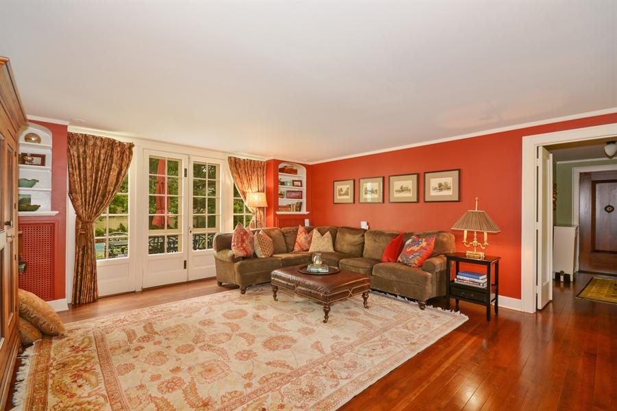 Real Estate Photography - 525 Fulton, Geneva, IL, 60134 - Family Room