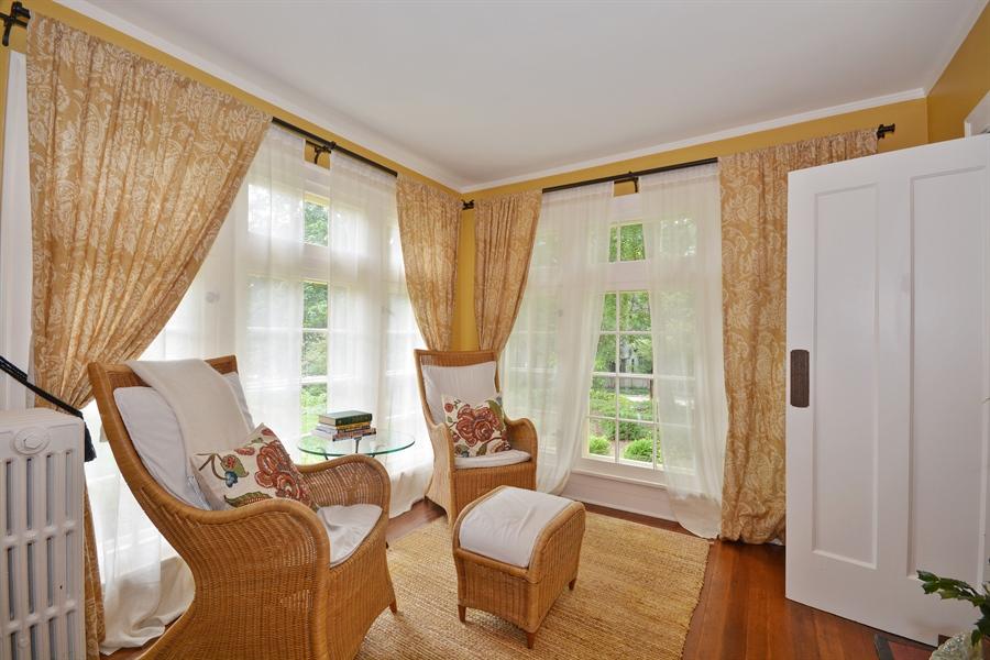 Real Estate Photography - 525 Fulton, Geneva, IL, 60134 - Reading Room
