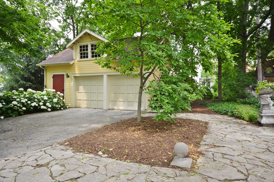 Real Estate Photography - 525 Fulton, Geneva, IL, 60134 - Garage