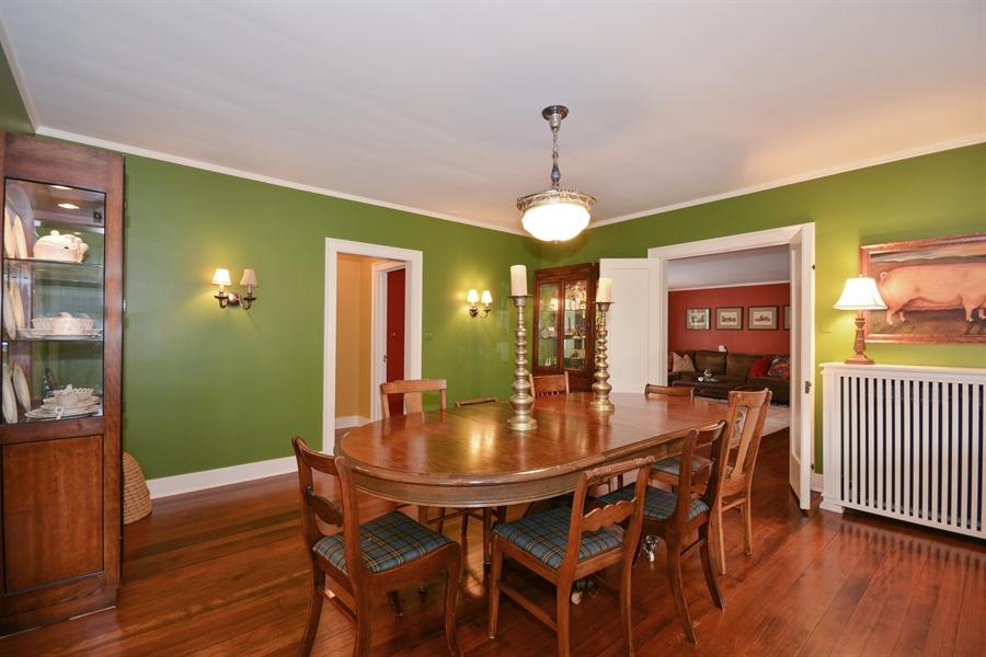 Real Estate Photography - 525 Fulton, Geneva, IL, 60134 - Dining Area