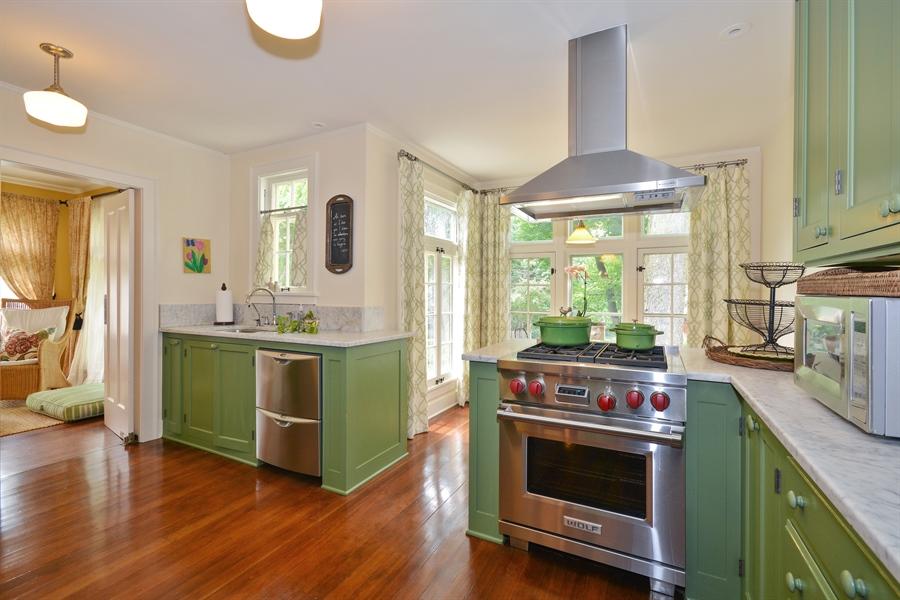 Real Estate Photography - 525 Fulton, Geneva, IL, 60134 - Kitchen