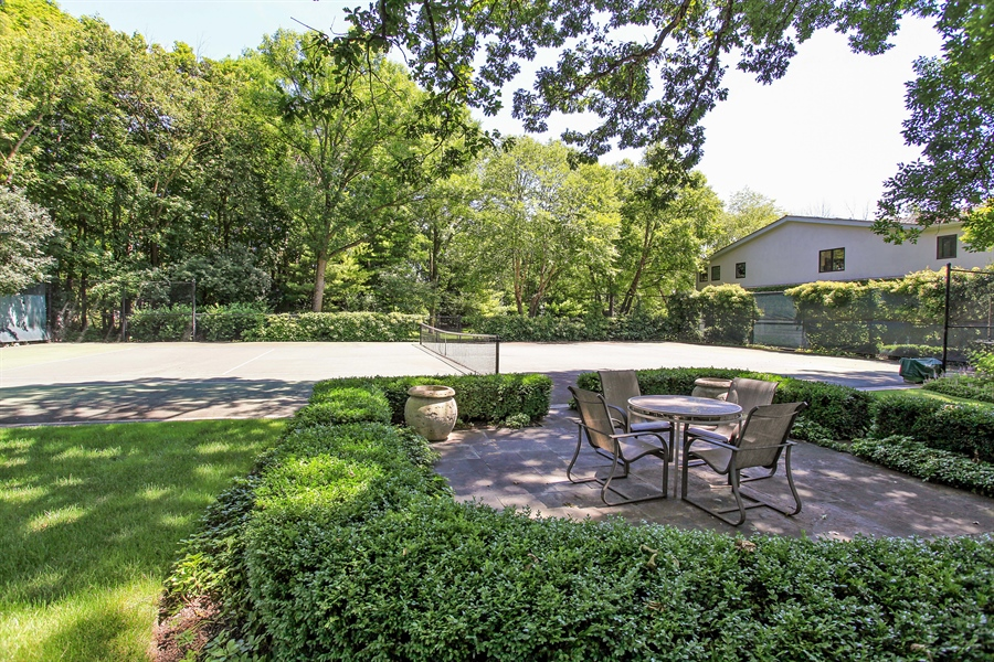 Real Estate Photography - 1780 Happ Rd, Northbrook, IL, 60062 - Terrace 2