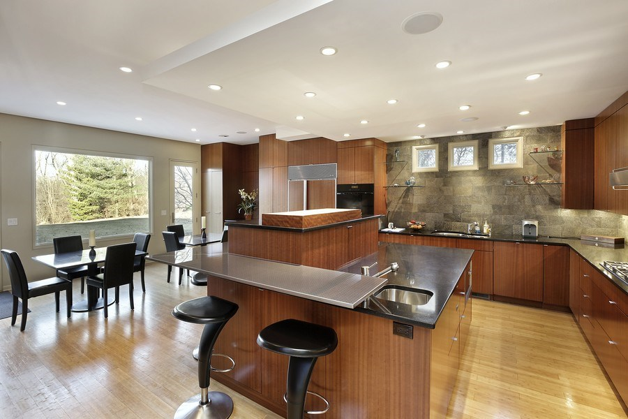 Real Estate Photography - 1780 Happ Rd, Northbrook, IL, 60062 - Kitchen