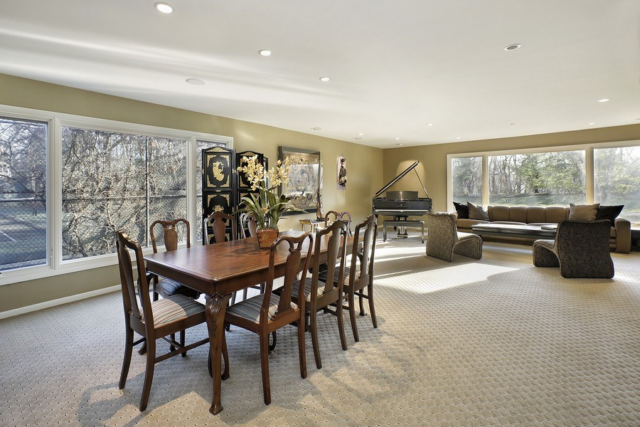Real Estate Photography - 1780 Happ Rd, Northbrook, IL, 60062 - Dining Room