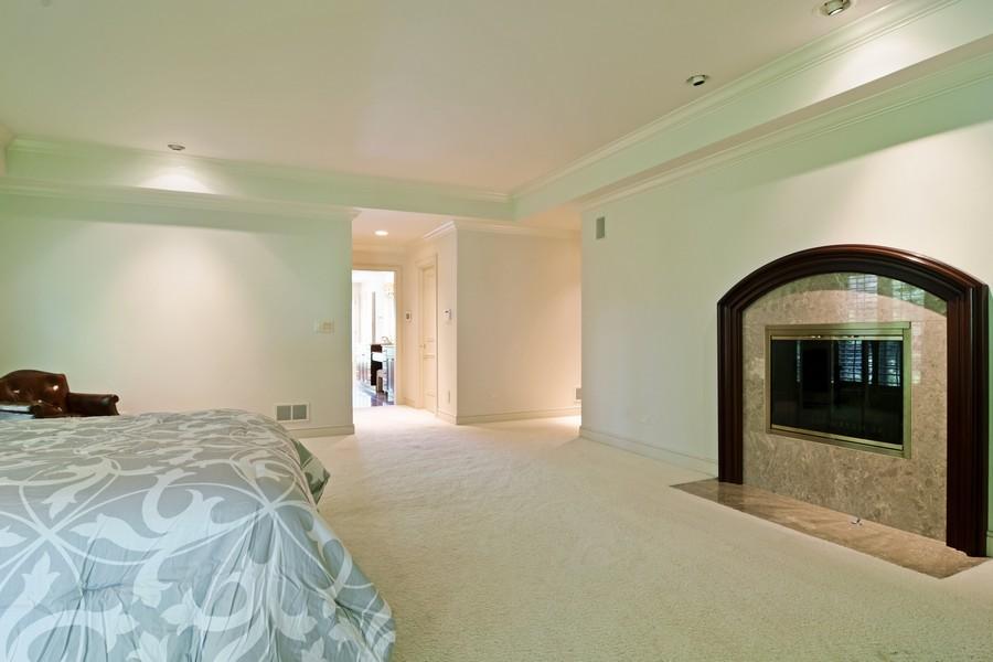 Real Estate Photography - 9 Goose Lake, Barrington Hills, IL, 60010 - Master Bedroom