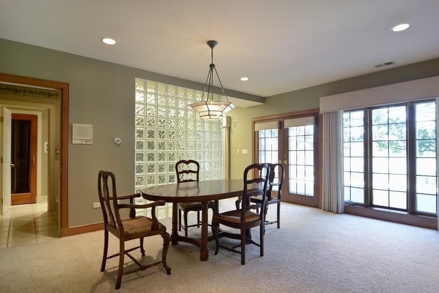 Real Estate Photography - 9 Goose Lake, Barrington Hills, IL, 60010 - Basement