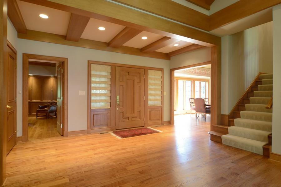 Real Estate Photography - 9 Goose Lake, Barrington Hills, IL, 60010 - Foyer
