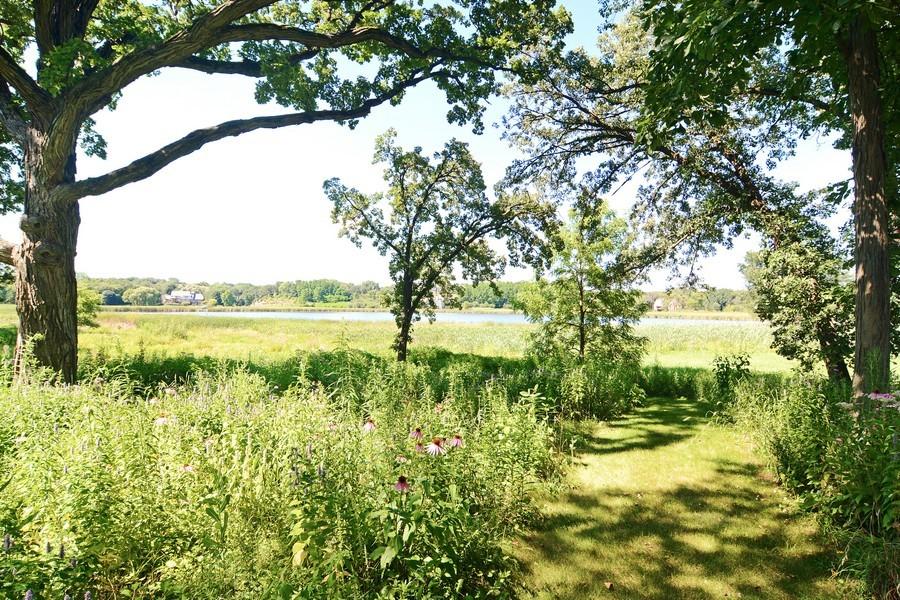 Real Estate Photography - 9 Goose Lake, Barrington Hills, IL, 60010 - Lake View