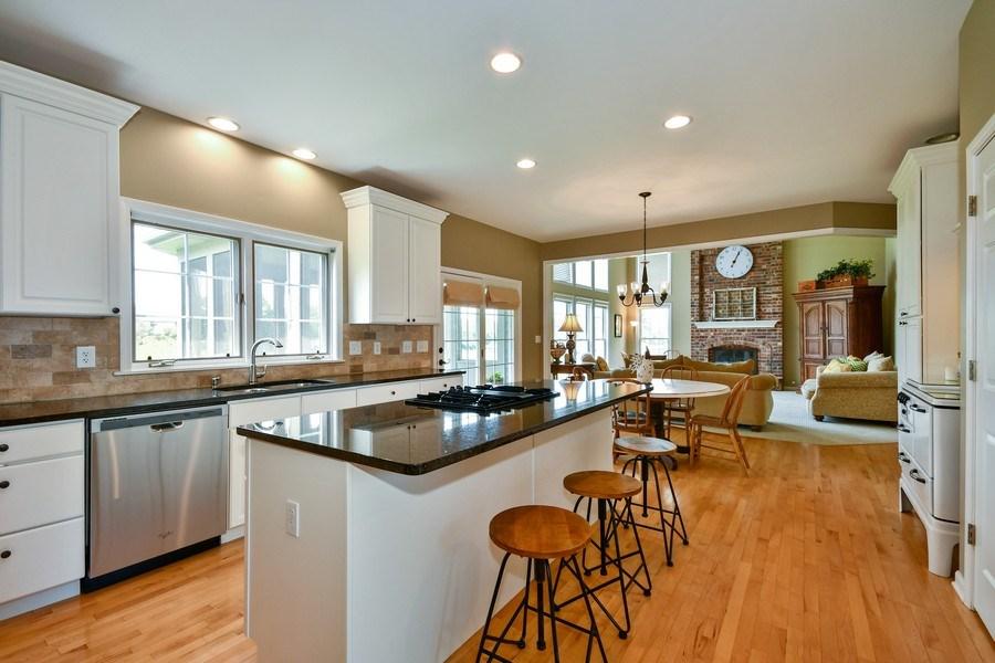 Real Estate Photography - 39W323 Sheldon Lane, Geneva, IL, 60134 - Kitchen