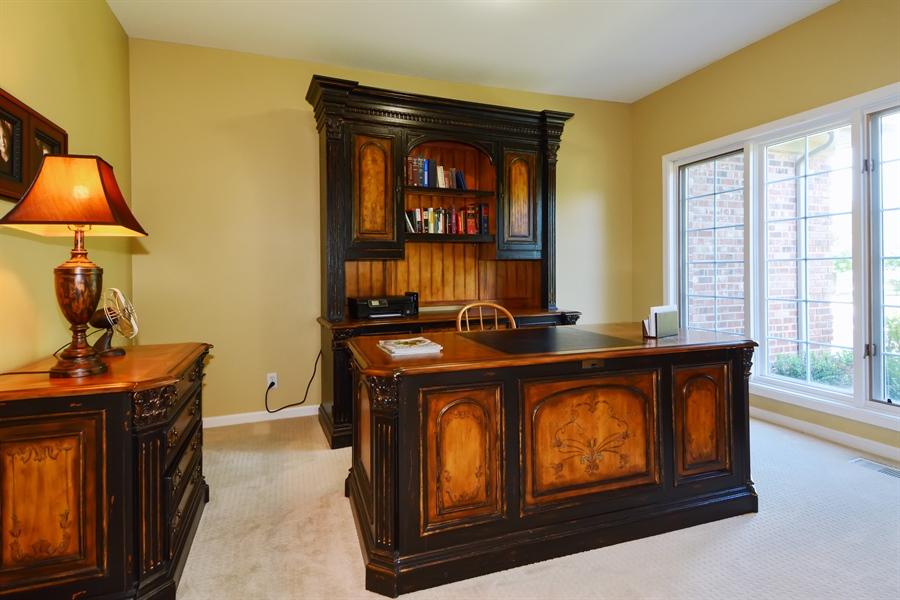 Real Estate Photography - 39W323 Sheldon Lane, Geneva, IL, 60134 - Den