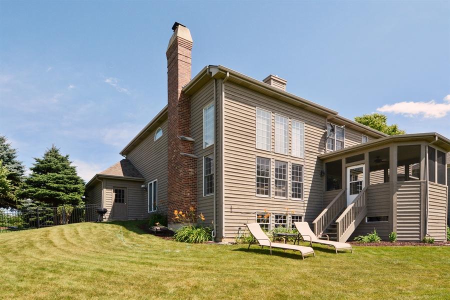 Real Estate Photography - 39W323 Sheldon Lane, Geneva, IL, 60134 - Side View