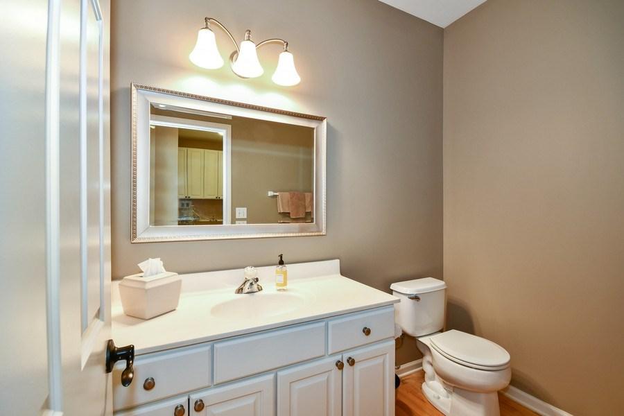 Real Estate Photography - 39W323 Sheldon Lane, Geneva, IL, 60134 - Powder Room