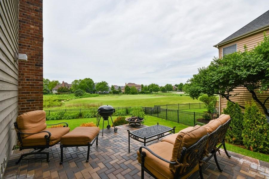 Real Estate Photography - 39W323 Sheldon Lane, Geneva, IL, 60134 - Patio