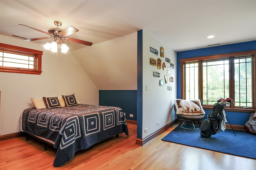 Real Estate Photography - 29567 N Gilmer Rd, Grayslake, IL, 60030 - 3rd Bedroom