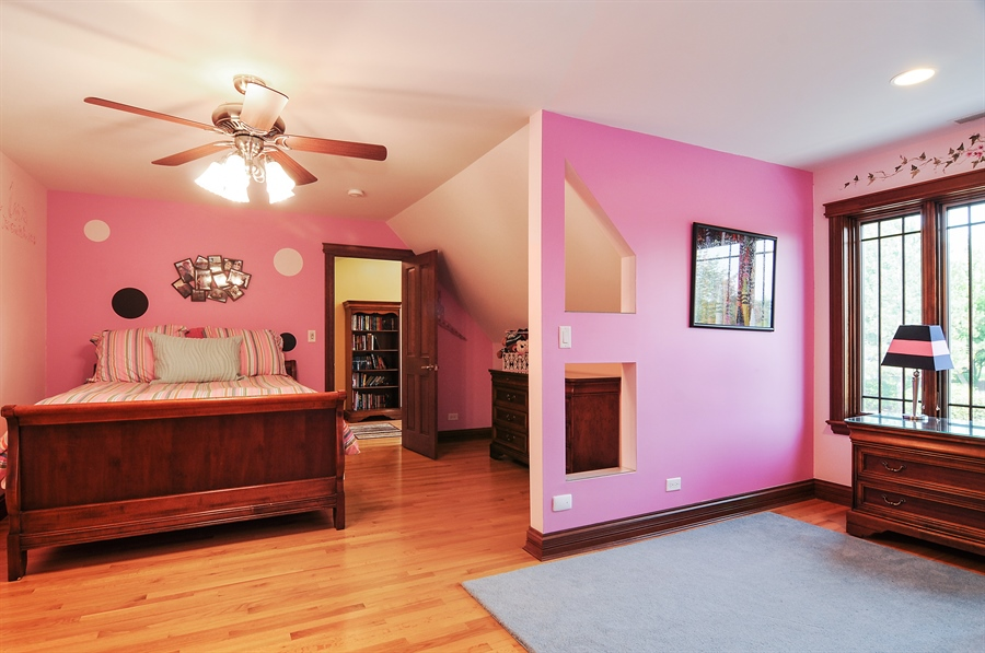 Real Estate Photography - 29567 N Gilmer Rd, Grayslake, IL, 60030 - 4th Bedroom