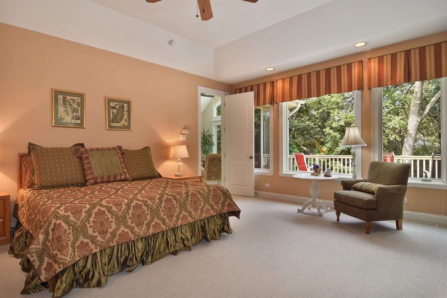 Real Estate Photography - 38W380 Heritage Oak, St Charles, IL, 60175 - Master Bedroom