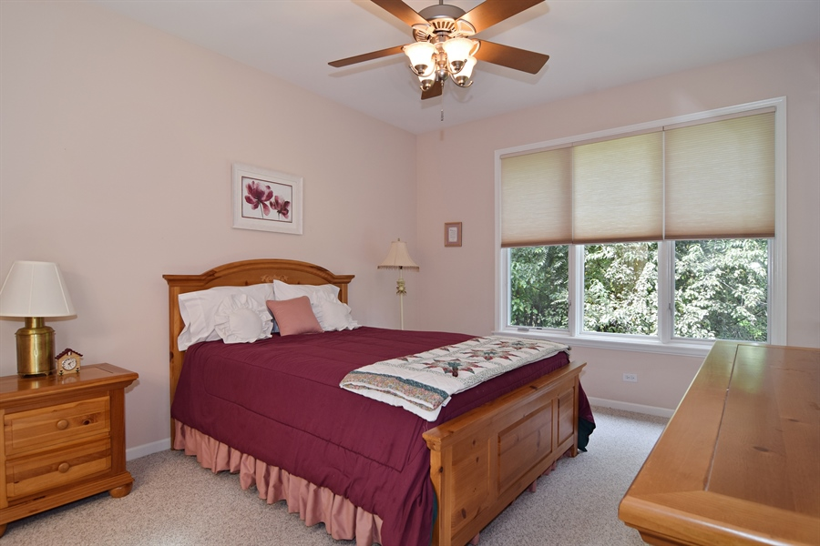 Real Estate Photography - 38W380 Heritage Oak, St Charles, IL, 60175 - Guest Bedroom