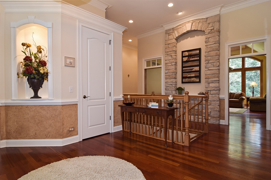 Real Estate Photography - 38W380 Heritage Oak, St Charles, IL, 60175 - Foyer