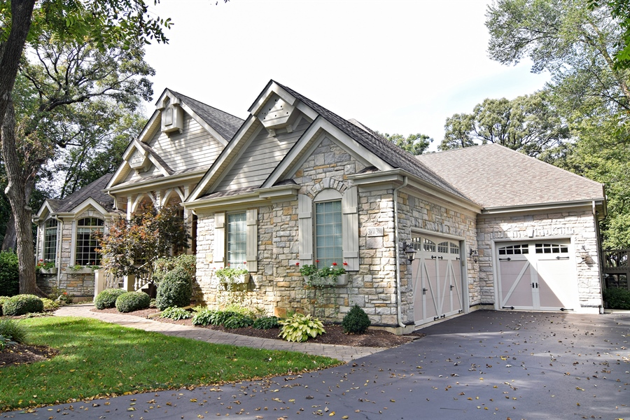 Real Estate Photography - 38W380 Heritage Oak, St Charles, IL, 60175 - Side View