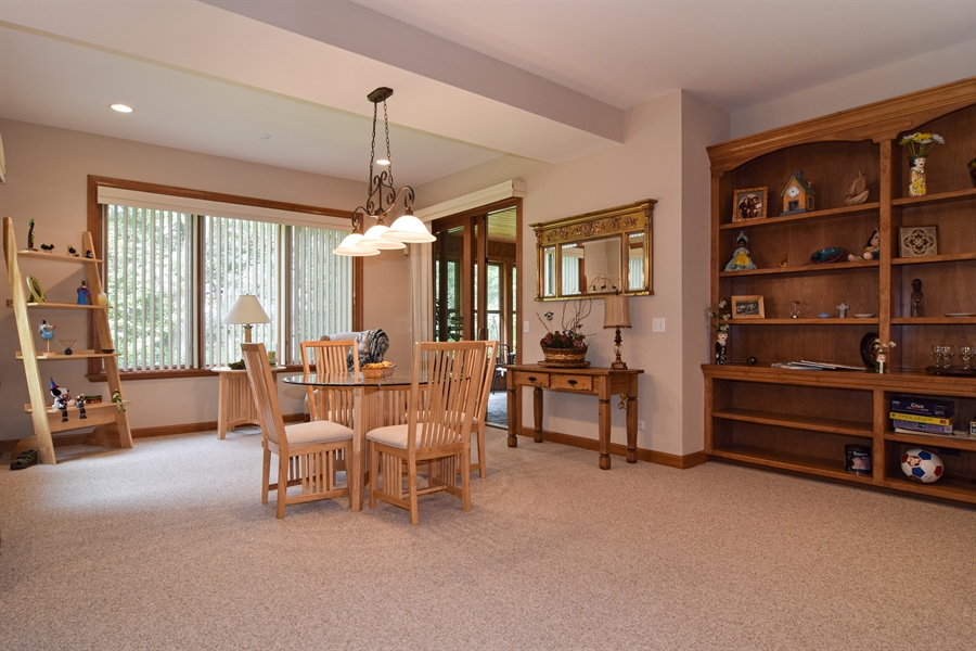 Real Estate Photography - 38W380 Heritage Oak, St Charles, IL, 60175 - Play / Recreational Room