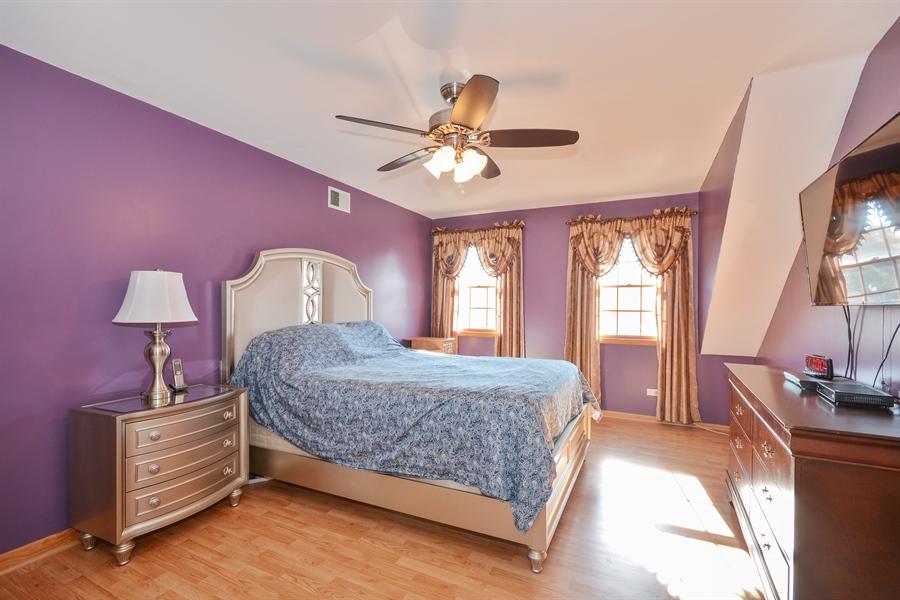 Real Estate Photography - 115 E North Ave, Elmhurst, IL, 60126 - Master Bedroom