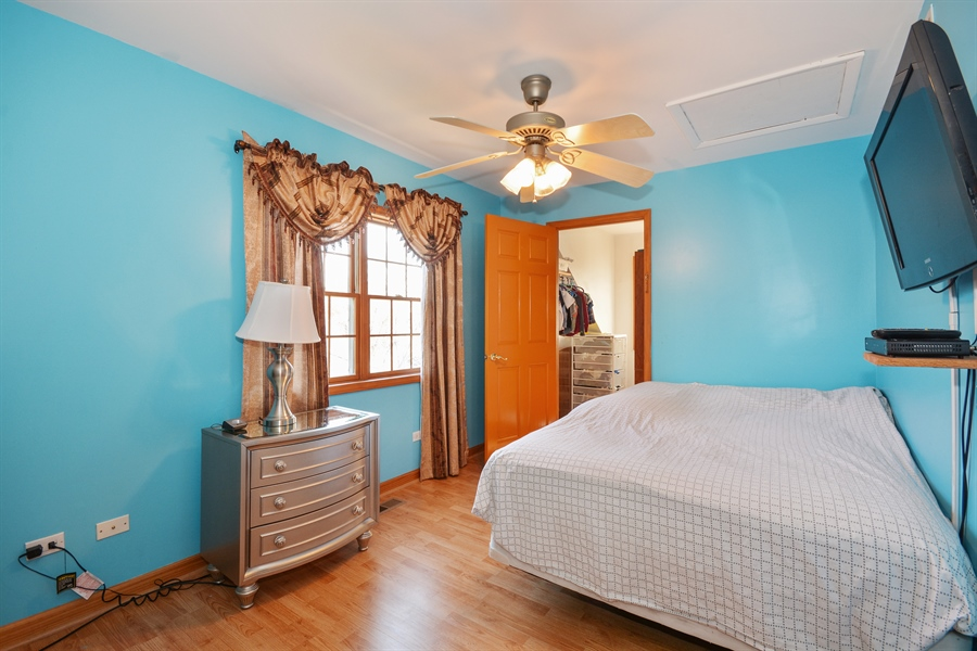 Real Estate Photography - 115 E North Ave, Elmhurst, IL, 60126 - 3rd Bedroom