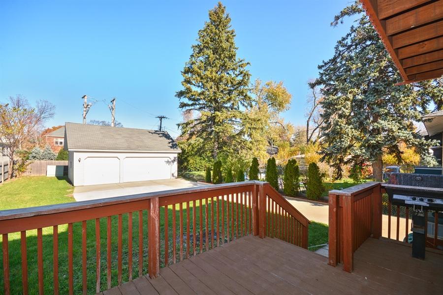 Real Estate Photography - 115 E North Ave, Elmhurst, IL, 60126 - Back Yard