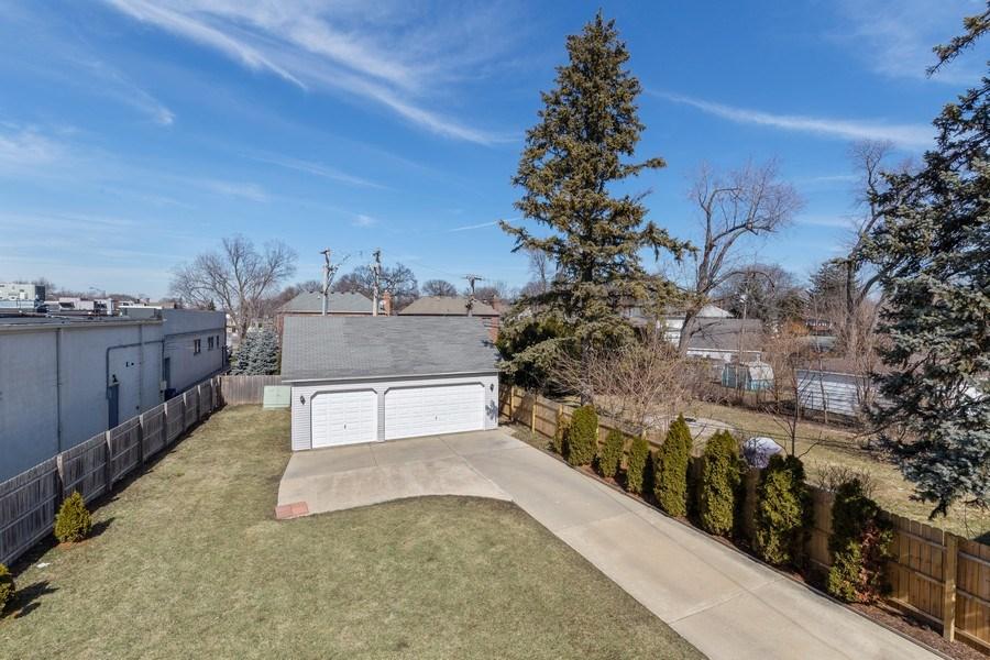 Real Estate Photography - 115 E North Ave, Elmhurst, IL, 60126 - Garage