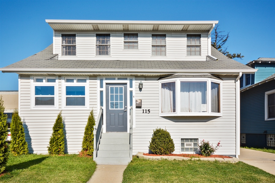 Real Estate Photography - 115 E North Ave, Elmhurst, IL, 60126 - Front View