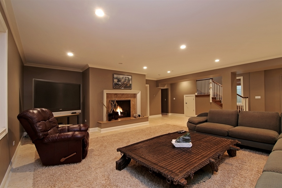 Real Estate Photography - 143 Cary, Highland Park, IL, 60035 - Basement