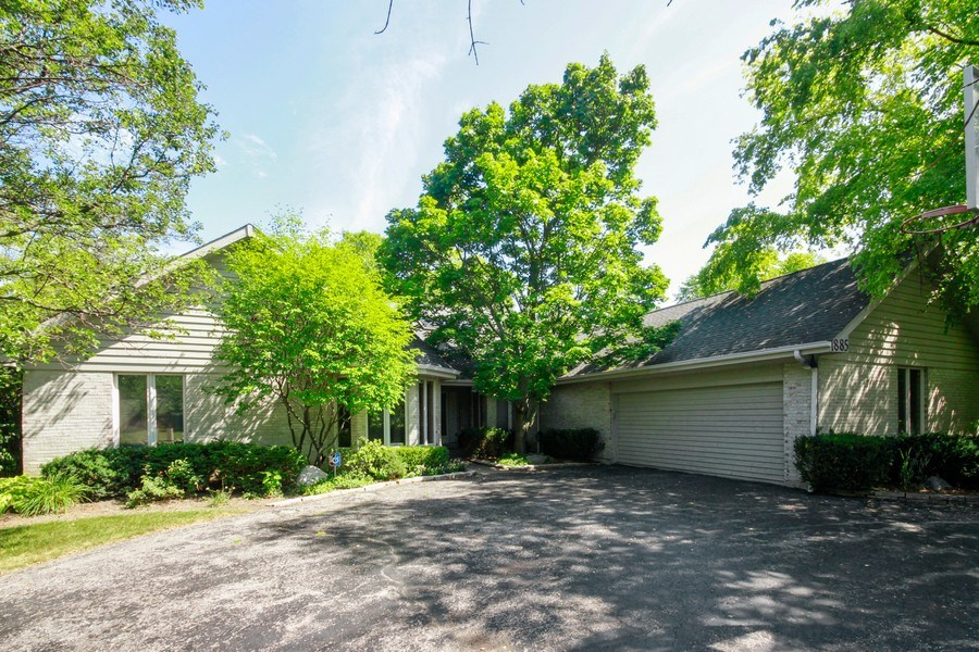 Real Estate Photography - 1885 Keats, Highland Park, IL, 60035 - Location 2