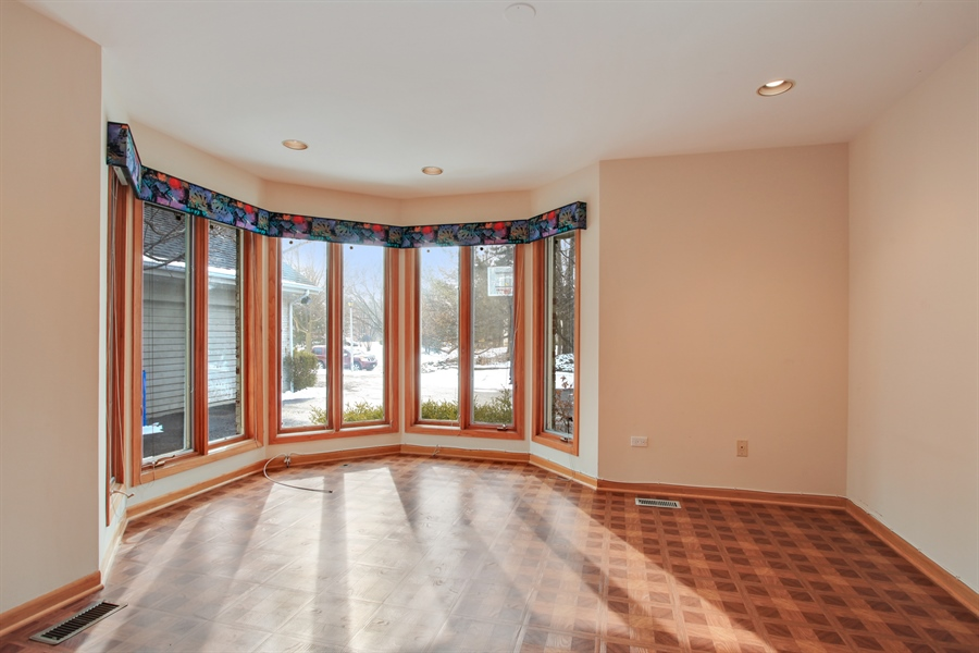Real Estate Photography - 1885 Keats, Highland Park, IL, 60035 - Office