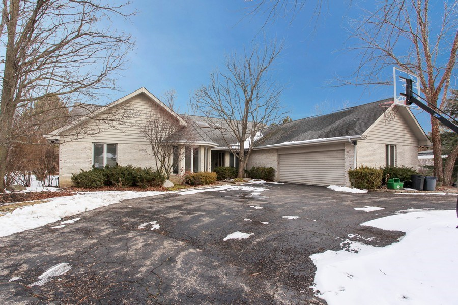 Real Estate Photography - 1885 Keats, Highland Park, IL, 60035 - Front View