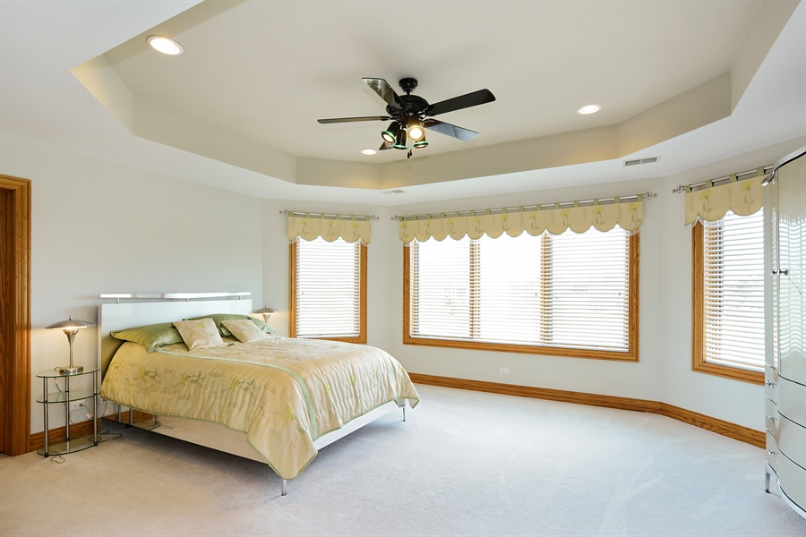 Real Estate Photography - 26 Star Lane, South Barrington, IL, 60010 - 2nd Bedroom