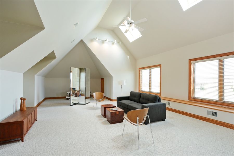 Real Estate Photography - 26 Star Lane, South Barrington, IL, 60010 - Bonus Room