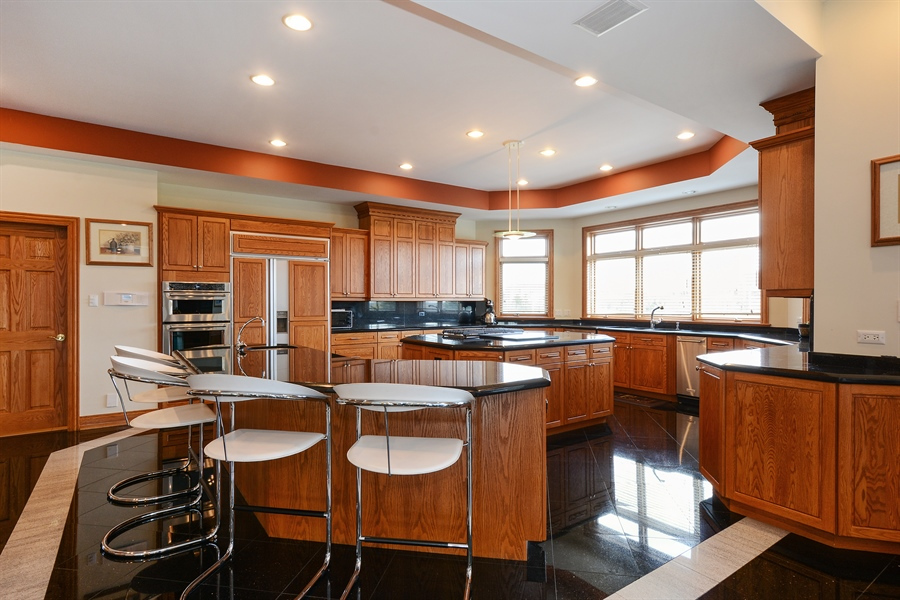 Real Estate Photography - 26 Star Lane, South Barrington, IL, 60010 - Kitchen