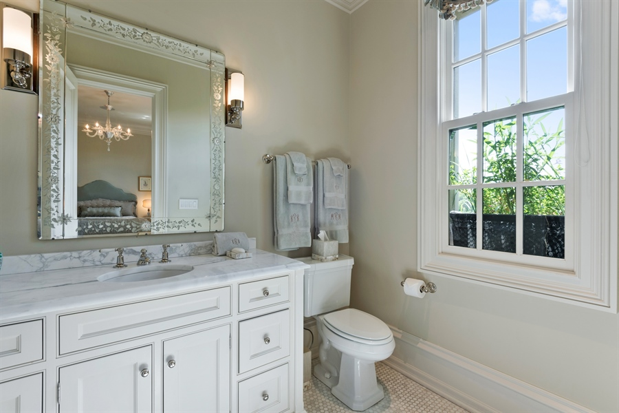 Real Estate Photography - 1841 N Orchard Street, Chicago, IL, 60614 - Second Level Bath