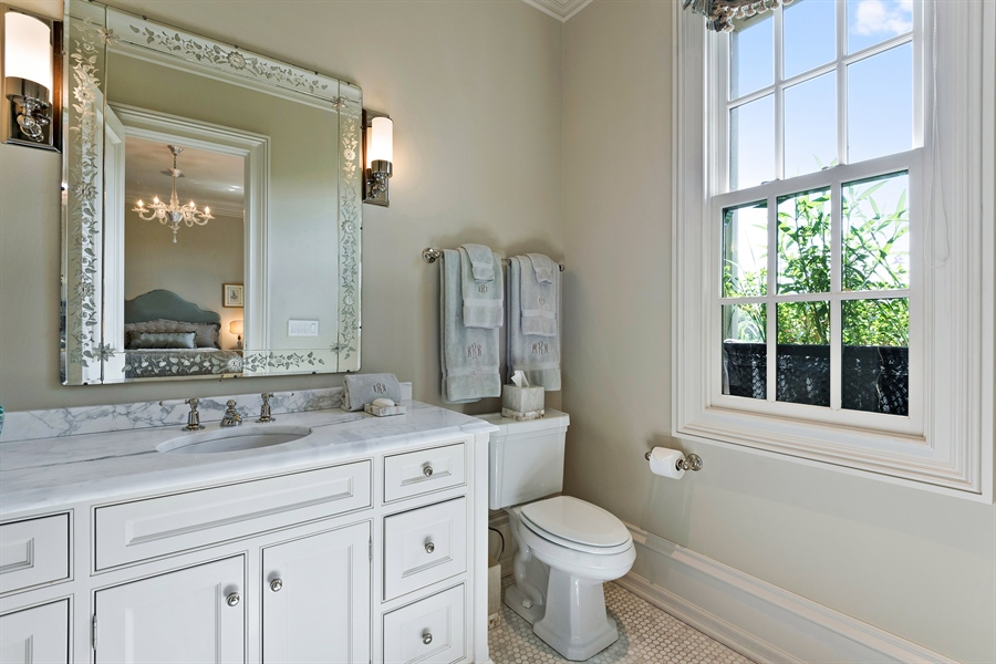 Real Estate Photography - 1841 N Orchard Street, Chicago, IL, 60614 - 3rd Bathroom